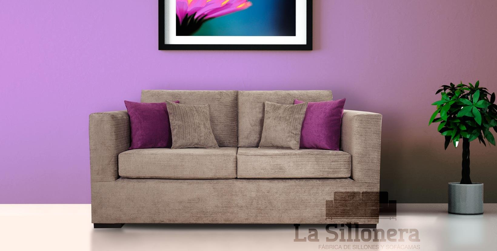 Sof cama modelo madrid 2 y 3 cuerpos for Sofa cama 120 ancho
