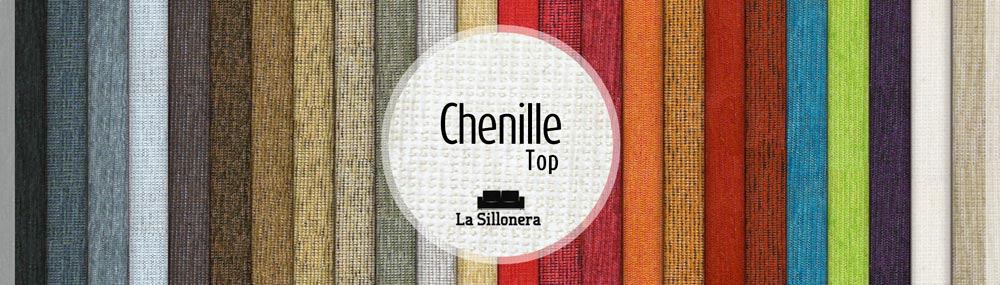 Chenille Nacional La Silloneta